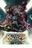 Detective Comics Vol. 1 TPB (DC Rebirth)