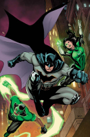 Green Lanterns #16 (New Story Arc)