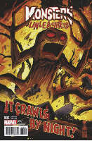 Monsters Unleashed #2 Francavilla Variant
