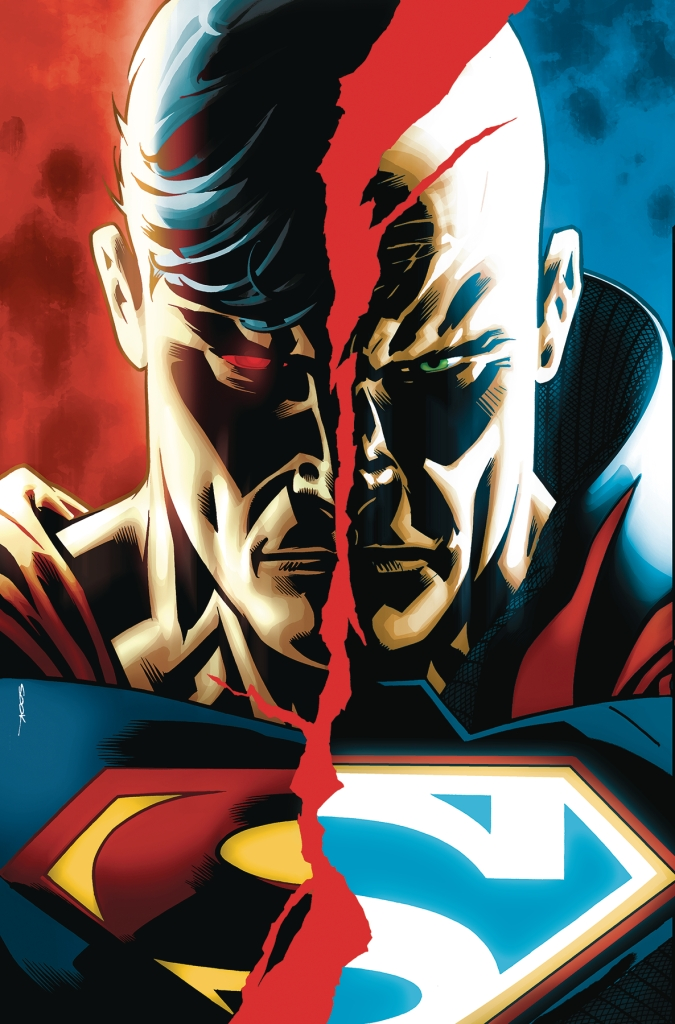 Superman Action Comics (DC Rebirth) Vol 1 TPB