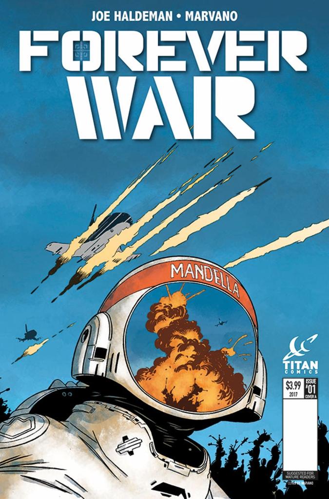 Forever War #1
