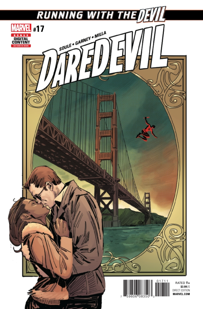 Daredevil #17 (Running With The Devil)