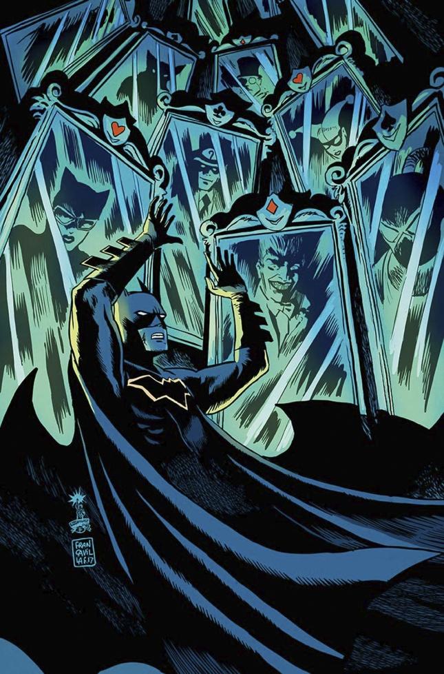 All star batman 8