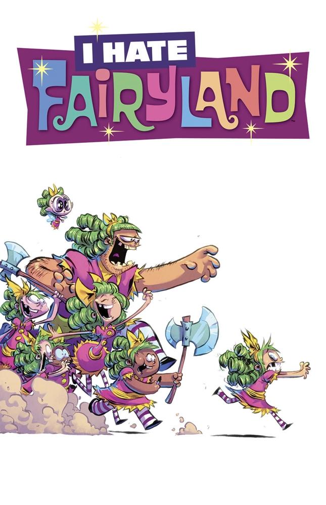 I Hate Fairyland 11