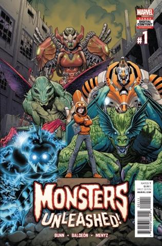 This Week's Comics & Merchandise April 20th 2017!