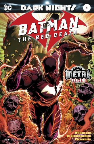 BATMAN THE RED DEATH #1