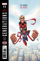 GENERATIONS MS MARVEL #1