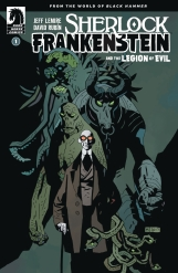 SHERLOCK FRANKENSTEIN & LEGION OF EVIL #1
