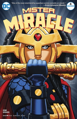 MISTER MIRACLE #4 (OF 12)