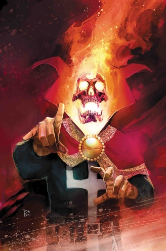 DOCTOR STRANGE DAMNATION #3