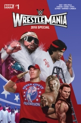 WWE WRESTLEMANIA SPECIAL #1