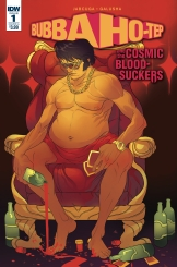 BUBBA HO-TEP & COSMIC BLOOD-SUCKERS #1