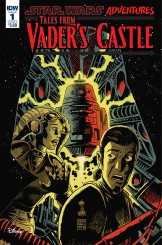 STAR WARS TALES FROM VADERS CASTLE #1 (OF 5)