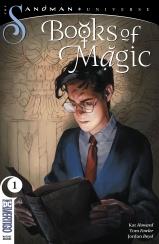 BOOKS OF MAGIC #1 (MR)